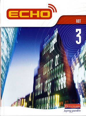 Echo 3 Grun Pupil Book - McNeill, Jeannie (Editor), and Wardle, Michael (Editor), and Williams, Steve (Editor)