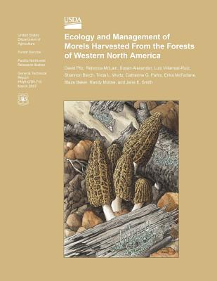 Ecology and Management of Morels Harvested from the Forests of Western North America - United States Department of Agriculture