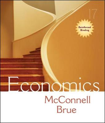 Economics: Principles, Problems, and Policies - McConnell, Campbell R, and Brue, Stanley L