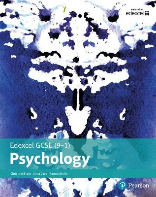 Edexcel GCSE (9-1) Psychology Student Book - Brain, Christine, and Smith, Karren, and Cave, Anna