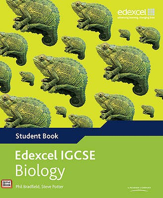 Edexcel International GCSE Biology Student Book with ActiveBook CD - Bradfield, Philip, and Potter, Steve