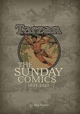 Edgar Rice Burroughs' Tarzan: The Sunday Comics, 1931-1933 Volume 1 - Carlin, George