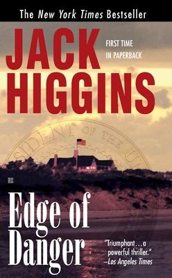 Edge of Danger - Higgins, Jack