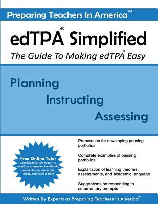 edTPA Simplified - America, Preparing Teachers in