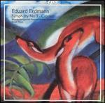 Eduard Erdmann: Symphony No. 3; Capricci