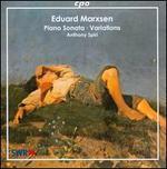 Eduard Marxsen: Piano Sonata; Variations