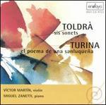 Eduard Toldrà: Sis sonets; Joaquin Turina: El poema de una sanluqueña