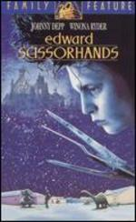 Edward Scissorhands [SteelBook] [Blu-ray]