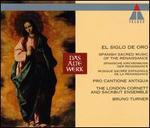 El Siglo de Oro - Alan Cuckston (organ); Alan Lumsden (tamboura); Andrew Van Der Beek (bassoon); Andrew Van Der Beek (dulcian);...