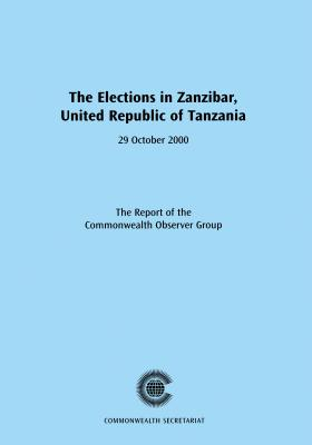 Elections in Zanzibar - Commonwealth Secretariat, and Commonwealth Observer Group
