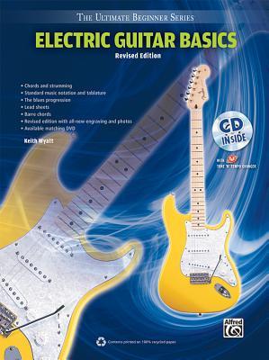 Electric Guitar Basics - Wyatt, Keith