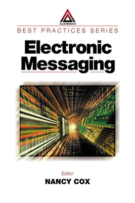 Electronic Messaging - Cox, Nancy (Editor)