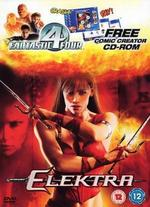 Elektra [With Fantastic Four Comic Creator CD-Rom]
