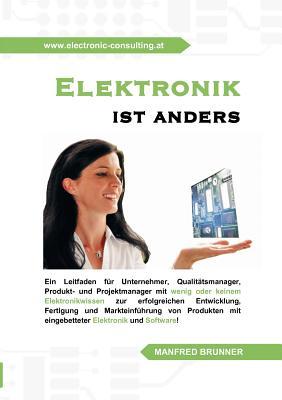 Elektronik Ist Anders - Brunner, Manfred