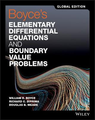 Elementary Differential Equations and Boundary Value Problems - Boyce, William E.