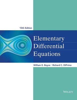 Elementary Differential Equations - Boyce