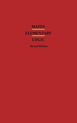 Elementary Logic - Mates, Benson