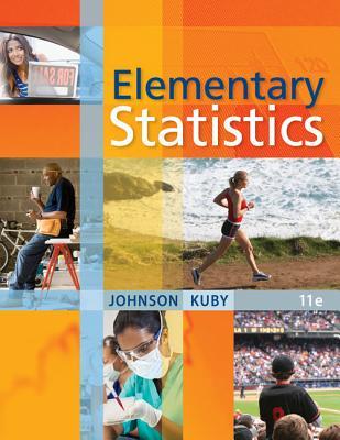 Elementary Statistics - Johnson, Robert, Jr., and Kuby, Patricia