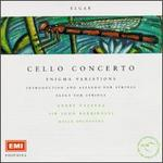 Elgar: Cello Concerto; Enigma Variations; Inroduction and Allegro for Strings; Elegy for Strings