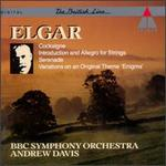 Elgar: Enigma Variations; Cockaigne; Introduction & Allegro; Serenade for String Orchestra