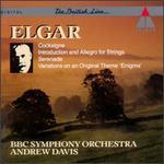 Elgar: Enigma Variations; Cockaigne; Introduction & Allegro; Serenade for String Orchestra