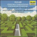 Elgar: Enigma Variations; Cockaigne Overture