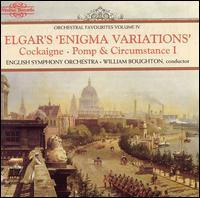 Elgar: Enigma Variations - Adrian Partington (organ); Helen Roberts (viola); James Davis (violin); Pierre Joubert (violin); Robert Johnston (harp);...