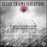 Elgar: Enigma Variations - Florence Daguerre de Hureaux; Kate Royal (soprano); Yann Ghiro (clarinet); BBC Scottish Symphony Orchestra;...