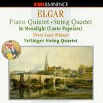 Elgar: Piano Quintet; String Quartet; In Moonlight (Canto popolare)