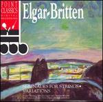 Elgar: Serenades for Strings; Benjamin Britten: Variations
