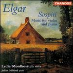 Elgar: Sospiri