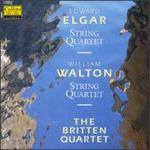 Elgar: String Quartet In E Minor,Op.83/Walton: String Quartet In A Minor - Britten String Quartet