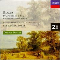 Elgar: Symphonies 1 & 2 - London Philharmonic Orchestra; Georg Solti (conductor)