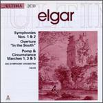 """Elgar: Symphonies Nos. 1 & 2; Overture """"In the South""""; Pomp & Circumstance Marches 1, 3 & 5"""
