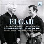 Elgar: Violin Concerto; Violin Sonata
