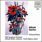 Elliott Carter: Piano Concerto; Concerto for Orchestra; Three Occasions