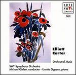 Elliott Carter: Piano Concerto; Concerto for Orchestra; Three Occasions