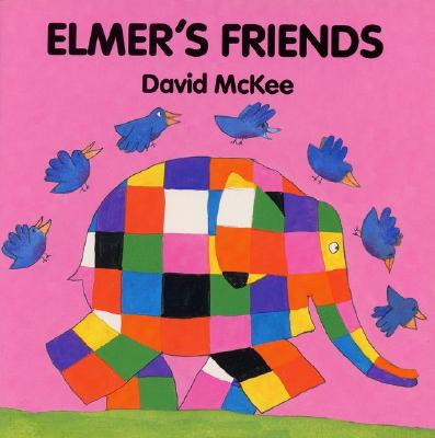 Elmer's Friends Board Book -