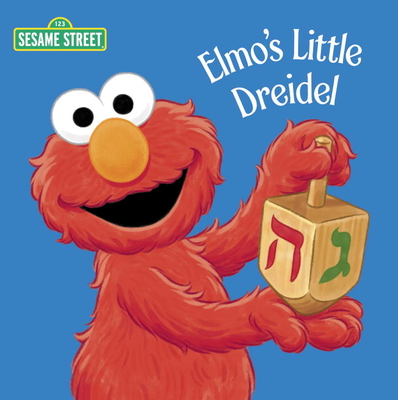 Elmo's Little Dreidel - Kleinberg, Naomi, and Moroney, Christopher (Illustrator)
