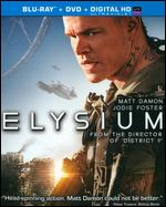 Elysium [2 Discs] [Includes Digital Copy] [UltraViolet] [Blu-ray] - Neill Blomkamp