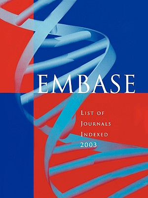 Embase List of Journals Indexed 2003 - Embase