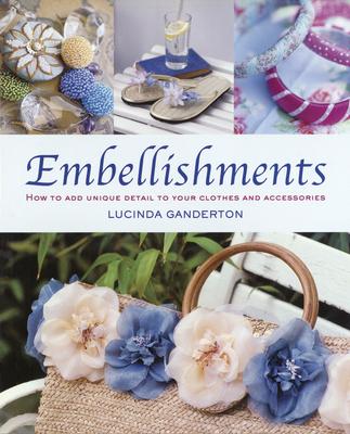 Embellishments - Ganderton, Lucinda