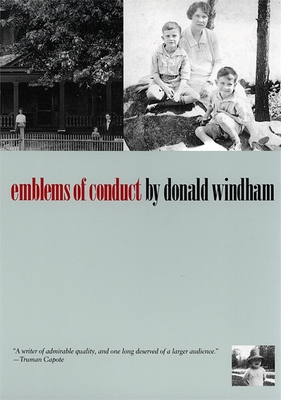 Emblems of Conduct - Windham, Donald