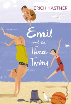 Emil and the Three Twins - Kastner, Erich