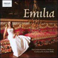 Emilia - Andrew Busher (tenor); Emilia Dalby (soprano); John Touhey; Pete Whyman (saxophone); The Sarum Voices (choir, chorus);...