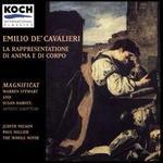 Emilio de' Cavalieri: La Rappresentatione di Anima e di Corpo