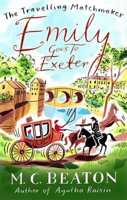 Emily Goes to Exeter - Beaton, M. C.