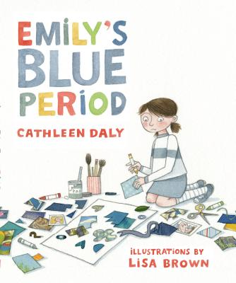 Emily's Blue Period - Daly, Cathleen