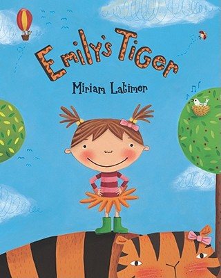Emily's Tiger - Latimer, Miriam