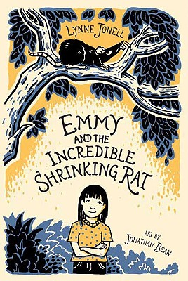 Emmy and the Incredible Shrinking Rat - Jonell, Lynne